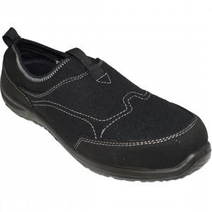 Pantofi Steelite Tegid Slip On Trainer S1P, culoare negru