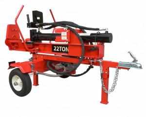 ProGARDEN LS22T-1050 Despicator busteni, 22T, benzina, tractabil, Dmax 500mm
