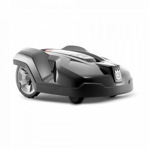 Robot tuns gazon HUSQVARNA AUTOMOWER® 420, alimentare Cu acumulator - echipat