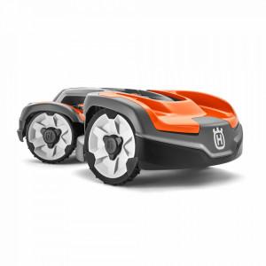 Robot tuns gazon HUSQVARNA AUTOMOWER® 535 AWD, alimentare Cu acumulator - echipat