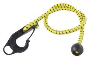 Set 5 corzi elastice cu carlig si bila Wolfcraft , lungime 0.6 m