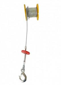 Stager tambur cablu pentru palan PA200