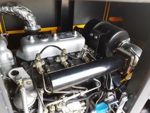 Stager YDY12S3 Generator insonorizat diesel trifazat 11kVA, 16A, 1500rpm