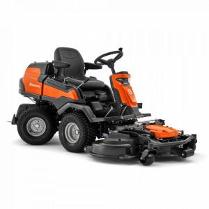 Tractor tuns gazon Husqvarna R 420TsX AWD (prețul nu include masă de tăiere), alimentare Motor termic