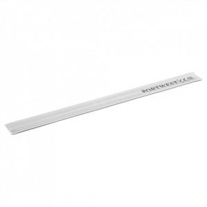 Banda Reflectorizanta 38x3 cm, pachet 50 buc, culoare Argintiu