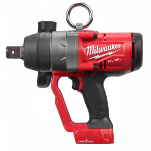 Cheie cu impact 1″ Milwaukee M18 FUEL™ ONEFHIWF1-0X, cuplu 2400 Nm, livrata fara acumulatori, valiza