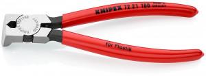 Cleste sfic pentru taiat plastic, falci la 85°, KNIPEX, 160 mm