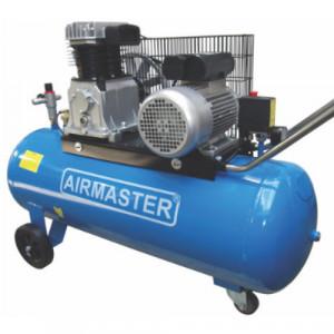 Compresor AIRMASTER AIR3SHU10100, monofazat, debit 200 litri/min, butelie 100 litri