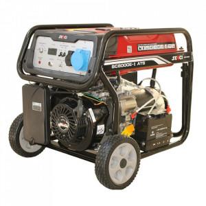 Generator SC-8000-ATS, Putere max. 7.0 kw, 230V, AVR, motor benzina cu automatizare