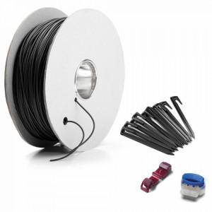 Kit mare de instalare cu cablu UV negru
