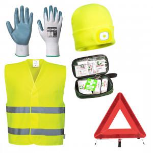 Kit pentru Autoturism, culoare Galben