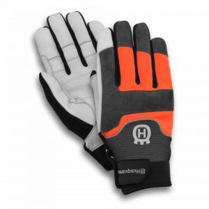 Mănuși cu 5 degete Technical 20 (cu protecție pentru motoferăstrău)