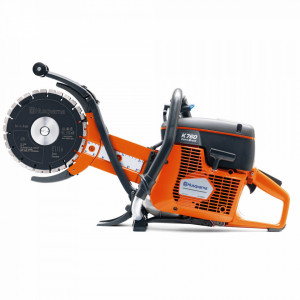Masina de taiat cu disc Husqvarna K 760 Cut-n-Break, alimentare Motor termic
