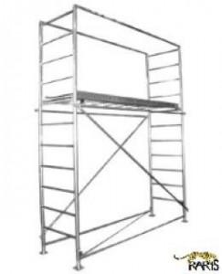 Minischela aluminiu tip PROFI: MU2.5