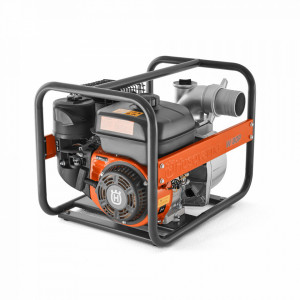 "Motopompa Husqvarna W50P, benzina, apa curata, 3"", debit 900 litri/min"