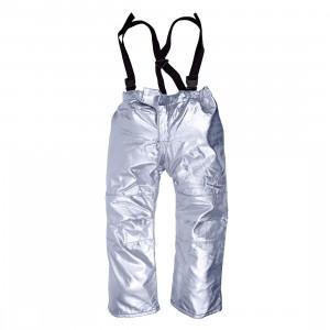 Pantaloni captusiti Approach, culoare Argintiu