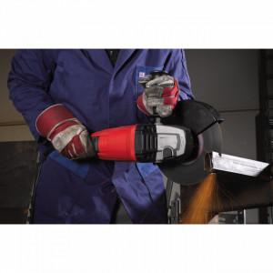 Polizor unghiular 220 V Milwaukee AG 22-230DMS, disc 230 mm, 2200 W, alimentare Retea 220-240 V