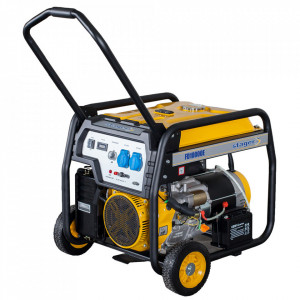 Stager FD 10000E generator open-frame 8kW, monofazat, benzina, pornire electrica