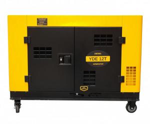 Stager YDE12T Generator insonorizat diesel monofazat 8.5kVA, 37A, 3000rpm