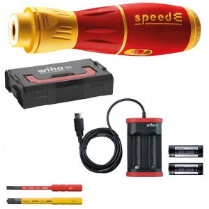 Surubelnita electrica WIHA speedE® II, 7 piese