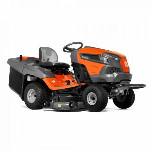 Tractor tuns gazon Husqvarna TC 242TX, alimentare Motor termic