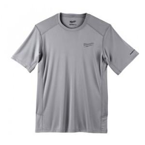 Tricou subțire WORKSKIN™ - gri marime XL