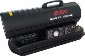 Zobo ZB-K70 Tun de aer cald, ardere directa, 20kW