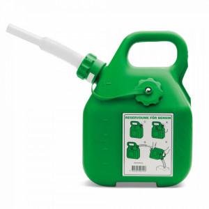 Canistră specială verde