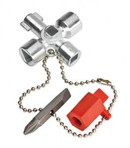 Cheie pentru tablou electric KNIPEX