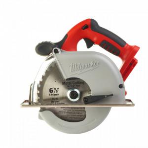 Fierastrau circular pentru metal cu acumulator Milwaukee HD28 MS-0, adancime taiere 61 mm, livrat fara acumulator