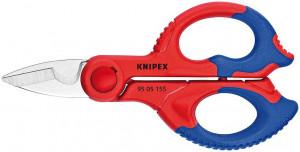 Foarfeca electrician, KNIPEX, 155 mm