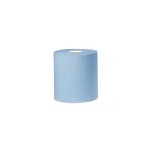 Hartie triplu strat albastra H37 cm