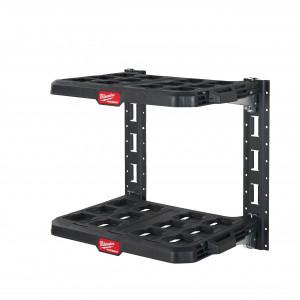Kit sistem de stivuire PACKOUT™ (2 rafturi + E-track)
