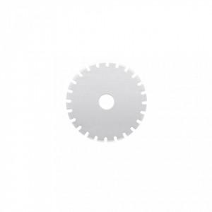 Lama rotunda taiere perforata PRB-28-2 - 28 mm