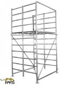 Minischela aluminiu tip PROFI: MW1.6