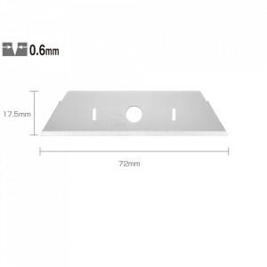 OLFA - lame cutite siguranta SKB-2S/10B - inox