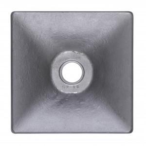 Placă de tasare Hex 28 mm, 200x200 mm
