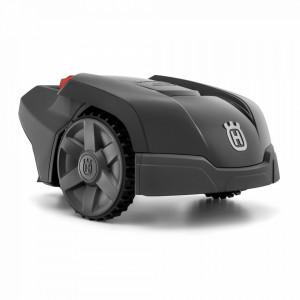 Robot tuns gazon HUSQVARNA AUTOMOWER® 105, alimentare Cu acumulator - echipat