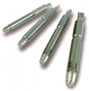 Set 4 extractoare suruburi rupte MICRO SCREW AND BOLT EXTRACTOR