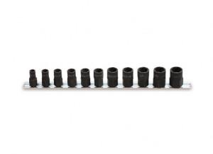 Set extractoare piulite deteriorate, 11 piese, 8-19mm 1428/SB11
