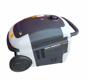 Stager YGE3000i Generator digital invertor monofazat, 2.8kW, benzina, pornire la sfoara
