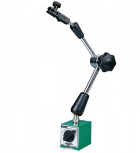 Suport magnetic universal pentru ceas comparator, FORTA MAGNETICA 80 kgf, DIAMETRE Ø8 mm