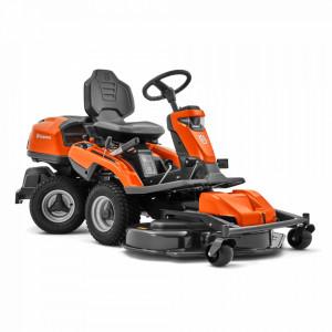 Tractor tuns gazon HUSQVARNA R 316TX AWD, alimentare Motor termic