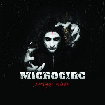 "Poze Dragos Miron - ""Microcirc"" (Sticker + CD gratuit)"