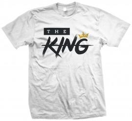 "Tricou - ""The King"""