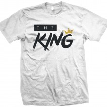 "Tricou - ""The King"""