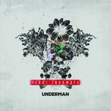 "Underman - ""Flori inarmate"" (Sticker + CD gratuit)"