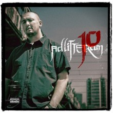 "Ad Litteram ""10"" (Sticker + Dublu CD gratuit)"
