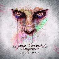 """Underman - """"Legenda cântărețului singuratic"""" (Sticker + CD gratuit)"""