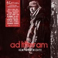 "Ad Litteram ""Rani cicatrizate"" (Sticker + CD gratuit)"
